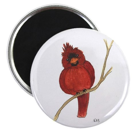 "Cardinal 2.25"" Magnet (10 pack)"