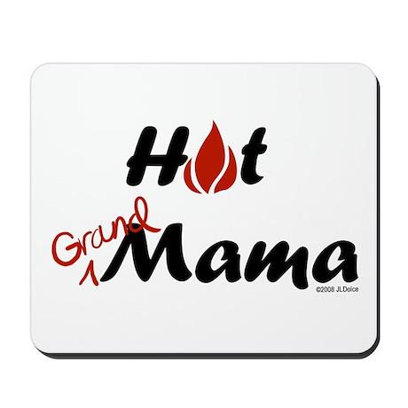 Hot Grandmama Mousepad