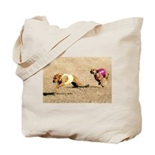 JUBA LEE RIDGEBACK Tote Bag