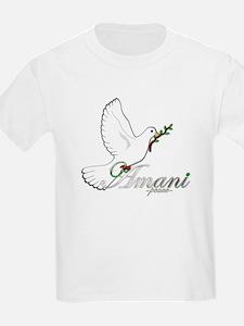 Amani - Peace - T-Shirt