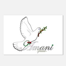 Amani - Peace - Postcards (Package of 8)