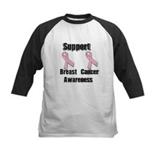Support Breast Cancer Awarene Tee