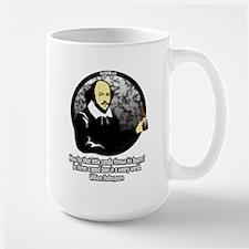 Beer Philosophers Shakespeare Mug