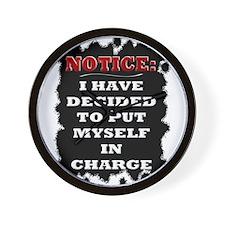 Notice: - Wall Clock