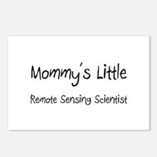 Mommy's Little Remote Sensing Scientist Postcards