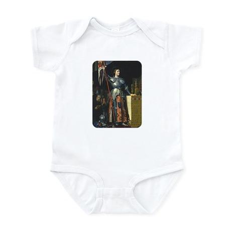 Joan in Armor Infant Bodysuit