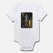 Joan in Armor Infant Bodysuit