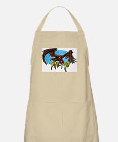 Vulture Attack BBQ Apron