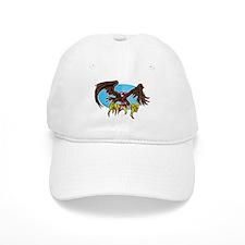 Vulture Attack Baseball Cap