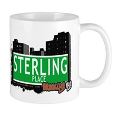 STERLING PLACE, BROOKLYN, NYC Mug
