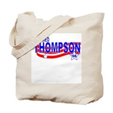 Fred Thompson Tote Bag
