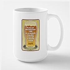 Beer Philosophers George Will Mug