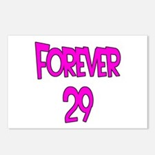 Forever 29 2 Postcards (Package of 8)