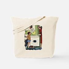 Vintage Mom Tote Bag