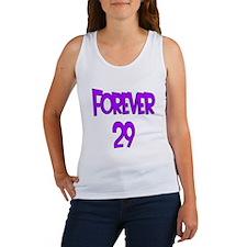 Forever 29 2 purple Women's Tank Top