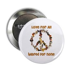 "Dogs Of Peace 2.25"" Button"