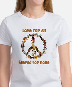 Dogs Of Peace Tee