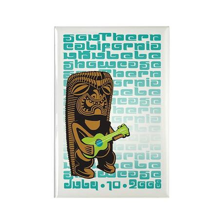 So. Cal Ukulele Showcase Rectangle Magnet (100 pac