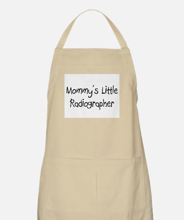 Mommy's Little Radiographer BBQ Apron