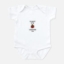 Bit By the Scrapbooking Bug Infant Bodysuit