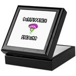 Scrapbooking Princess Keepsake Box