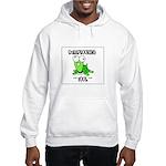 Scrapbooking Fool Hooded Sweatshirt