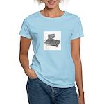 Scrapbookers Remember Beautif Women's Light T-Shir