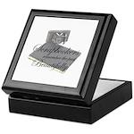 Scrapbookers Remember Beautif Keepsake Box