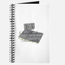 Scrapbookers Remember Beautif Journal