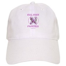 Egg Free Princess Baseball Cap