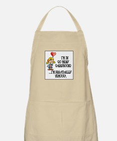 Scrapbooking - Practically Fa BBQ Apron