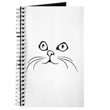 Kitty Face Journal