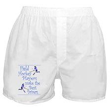 Field Hockey Boxer Shorts