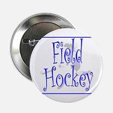 Field Hockey Button