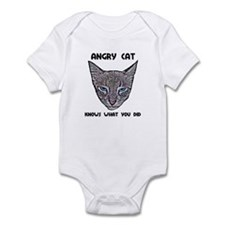 Knows What You Did Infant Bodysuit