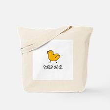 Scrap Chick - Scrapbooking Tote Bag