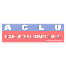 Anti-ACLU Bumper Bumper Sticker