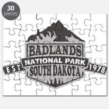 Badlands - South Dakota Puzzle