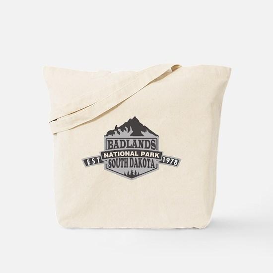 Badlands - South Dakota Tote Bag