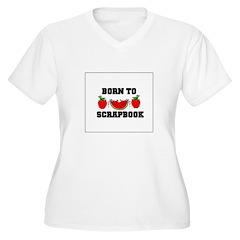 Born To Scrapbook T-Shirt