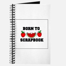 Born To Scrapbook Journal