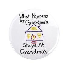 "Grandma's House 3.5"" Button"