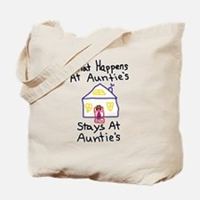 Auntie's House Tote Bag