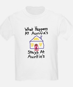 Auntie's House T-Shirt