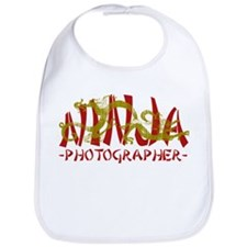 Dragon Ninja Photographer Bib