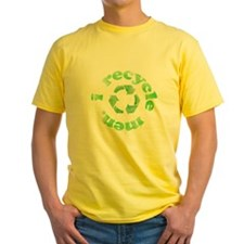 I Recycle Men T