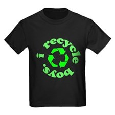 I Recycle Boys T