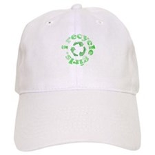 I Recycle Girls Baseball Cap