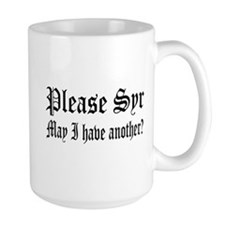 Please Syr Mug