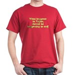 What Happens In Vegas Dark T-Shirt